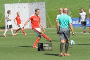 Samsung Charity Soccer Cup - Alpbach, Tirol - Di 01.09.2015 - Rudi KOBZA, Christian KERN204