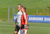 Samsung Charity Soccer Cup - Alpbach, Tirol - Di 01.09.2015 - Gerhard KRISPL, Natalia CORRALES-DIEZ222