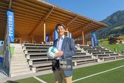 Samsung Charity Soccer Cup - Alpbach, Tirol - Di 01.09.2015 - Stuart KANG26