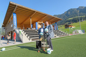 Samsung Charity Soccer Cup - Alpbach, Tirol - Di 01.09.2015 - Stuart KANG, Martin WALLNER28