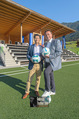 Samsung Charity Soccer Cup - Alpbach, Tirol - Di 01.09.2015 - Stuart KANG, Martin WALLNER29