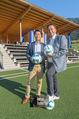 Samsung Charity Soccer Cup - Alpbach, Tirol - Di 01.09.2015 - Stuart KANG, Martin WALLNER30