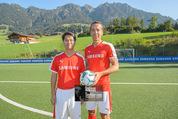 Samsung Charity Soccer Cup - Alpbach, Tirol - Di 01.09.2015 - Stuart KANG, Christian KERN62
