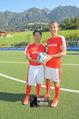 Samsung Charity Soccer Cup - Alpbach, Tirol - Di 01.09.2015 - Stuart KANG, Christian KERN63