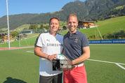 Samsung Charity Soccer Cup - Alpbach, Tirol - Di 01.09.2015 - Martin WALLNER, Ronny LEBER67