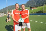 Samsung Charity Soccer Cup - Alpbach, Tirol - Di 01.09.2015 - Roland KIRCHLER, Christian KERN68