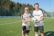 Samsung Charity Soccer Cup - Alpbach, Tirol - Di 01.09.2015 - Gerhard KRISPL, Michael STIX74
