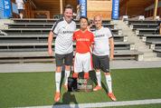 Samsung Charity Soccer Cup - Alpbach, Tirol - Di 01.09.2015 - Michael STIX, Stuart KANG, Rudi KOBZA77