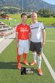 Samsung Charity Soccer Cup - Alpbach, Tirol - Di 01.09.2015 -  Stuart KANG, Rudi KOBZA78