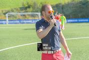 Samsung Charity Soccer Cup - Alpbach, Tirol - Di 01.09.2015 - Ronny LEBER (bei Moderation)86