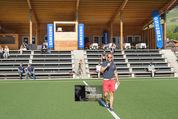 Samsung Charity Soccer Cup - Alpbach, Tirol - Di 01.09.2015 - Ronny LEBER (bei Moderation)87