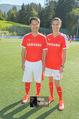 Samsung Charity Soccer Cup - Alpbach, Tirol - Di 01.09.2015 - Stuart KANG, Natalia CORRALES-DIEZ91