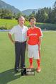Samsung Charity Soccer Cup - Alpbach, Tirol - Di 01.09.2015 - Friedrich STICKLER, Stuart KANG96