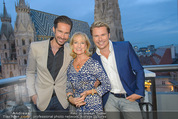 Style up your Life - Do & Co Haashaus - Mi 02.09.2015 - Michael LAMERANER, Dagmar KOLLER, Adi WEISS2