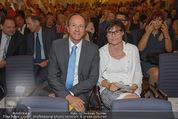 Ausstellungseröffnung - Albertina - Do 03.09.2015 - Ernst MINAR, Ingrid KIEFER12