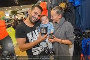 Merza Sportnahrung - SCS - Sa 05.09.2015 - Familie Fadi und Ines MERZA mit Sohn Michel3