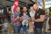 Merza Sportnahrung - SCS - Sa 05.09.2015 - Fadi MERZA mit Trainingspartnern und jeweiligen Kindern36