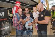Merza Sportnahrung - SCS - Sa 05.09.2015 - Fadi MERZA mit Trainingspartnern und jeweiligen Kindern37