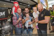 Merza Sportnahrung - SCS - Sa 05.09.2015 - Fadi MERZA mit Trainingspartnern und jeweiligen Kindern38