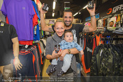 Merza Sportnahrung - SCS - Sa 05.09.2015 - Familie Fadi und Ines MERZA mit Sohn Michel4