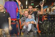 Merza Sportnahrung - SCS - Sa 05.09.2015 - Familie Fadi und Ines MERZA mit Sohn Michel5