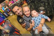 Merza Sportnahrung - SCS - Sa 05.09.2015 - Familie Fadi und Ines MERZA mit Sohn Michel6