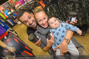 Merza Sportnahrung - SCS - Sa 05.09.2015 - Familie Fadi und Ines MERZA mit Sohn Michel7