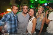 Silent Disco - Melkerkeller - Sa 05.09.2015 - 34