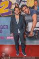 Fack ju Göthe 2 Kinopremiere - Cineplexx Donauplex - Di 08.09.2015 - Elyas M�BAREK117