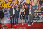 Fack ju Göthe 2 Kinopremiere - Cineplexx Donauplex - Di 08.09.2015 - C LANGHAMMER, Elyas M�BAREK, J HAASE, B DAGTEKIN, V BRUCH118