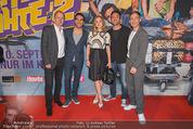 Fack ju Göthe 2 Kinopremiere - Cineplexx Donauplex - Di 08.09.2015 - C LANGHAMMER, Elyas M�BAREK, J HAASE, B DAGTEKIN, V BRUCH119