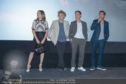 Fack ju Göthe 2 Kinopremiere - Cineplexx Donauplex - Di 08.09.2015 - Bora DAGTEKIN, Elyas M�BAREK, Jella HAASE, Volker BRUCH, NU�BA154
