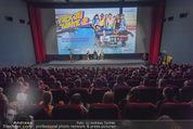 Fack ju Göthe 2 Kinopremiere - Cineplexx Donauplex - Di 08.09.2015 - Kinosaal mit Publikum168