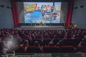 Fack ju Göthe 2 Kinopremiere - Cineplexx Donauplex - Di 08.09.2015 - Kinosaal mit Publikum169