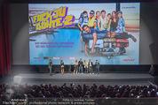 Fack ju Göthe 2 Kinopremiere - Cineplexx Donauplex - Di 08.09.2015 - 172
