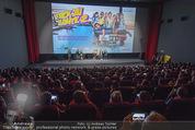 Fack ju Göthe 2 Kinopremiere - Cineplexx Donauplex - Di 08.09.2015 - Kinosaal mit Publikum173
