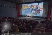 Fack ju Göthe 2 Kinopremiere - Cineplexx Donauplex - Di 08.09.2015 - Kinosaal mit Publikum174
