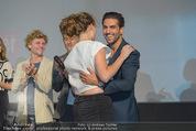 Fack ju Göthe 2 Kinopremiere - Cineplexx Donauplex - Di 08.09.2015 - Elyas M�BAREK176