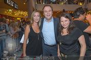 Fack ju Göthe 2 Kinopremiere - Cineplexx Donauplex - Di 08.09.2015 - Claudia H�LZL, Meinrad KNAPP, Dani LINZER21