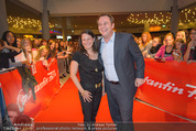 Fack ju Göthe 2 Kinopremiere - Cineplexx Donauplex - Di 08.09.2015 - Meinrad KNAPP, Dani LINZER24