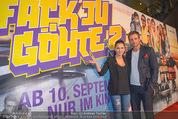 Fack ju Göthe 2 Kinopremiere - Cineplexx Donauplex - Di 08.09.2015 - Volker PIESCZEK, Alexandra WACHTER28