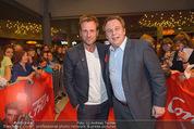 Fack ju Göthe 2 Kinopremiere - Cineplexx Donauplex - Di 08.09.2015 - Meinrad KNAPP, Volker PIESCZEK36