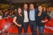 Fack ju Göthe 2 Kinopremiere - Cineplexx Donauplex - Di 08.09.2015 - Dani LINZER, Meinrad KNAPP, Volker PIESCZEK, Alexandra WACHTER37