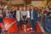 Fack ju Göthe 2 Kinopremiere - Cineplexx Donauplex - Di 08.09.2015 - Volker BRUCH, Johannes NU�BAUM, Jella HAASE, Elyas M�BAREK, Bo67