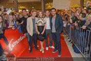 Fack ju Göthe 2 Kinopremiere - Cineplexx Donauplex - Di 08.09.2015 - Volker BRUCH, Johannes NU�BAUM, Jella HAASE, Elyas M�BAREK, Bo68