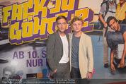 Fack ju Göthe 2 Kinopremiere - Cineplexx Donauplex - Di 08.09.2015 - Volker BRUCH, Johannes NU�BAUM (NUSSBAUM)94