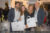 H&M Pre-Shopping - Labstelle - Mi 09.09.2015 - Doris und Gabor ROSE mit Sohn Daniel und Freundin42