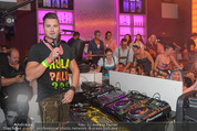 Andreas Gabalier Videodreh - Praterdome - Mi 09.09.2015 - Andreas GABALIER mit Publikum, Fans beim Videodreh76