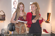 Humanic Lounge - Vienna Fashion Week - Mi 09.09.2015 - Zoe STRAUB, Hilde DALIK1
