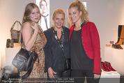 Humanic Lounge - Vienna Fashion Week - Mi 09.09.2015 - Zoe STRAUB, Liane SEITZ, Hilde DALIK10